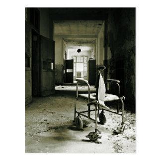 Manicomio Postcard