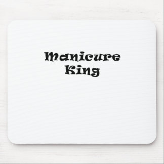 Manicure King Mouse Pad