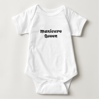 Manicure Queen Baby Bodysuit