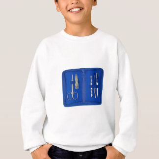 manicure set sweatshirt