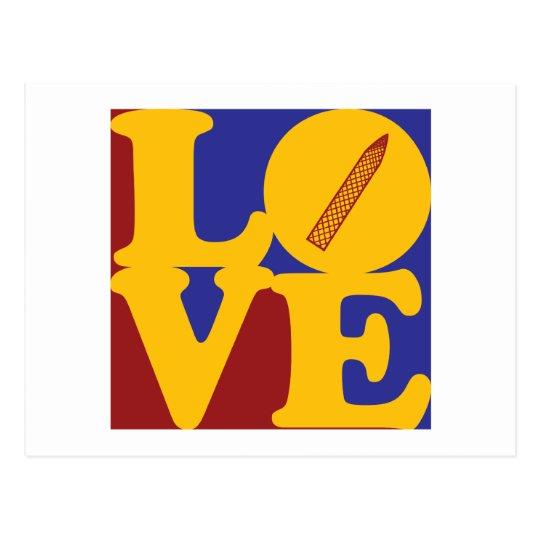Manicures Love Postcard