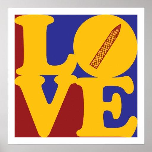 Manicures Love Print