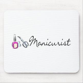 Manicurist 2 mouse pad