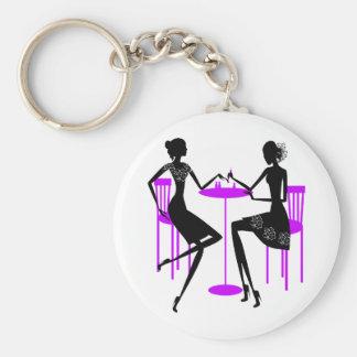 Manicurist Keychain