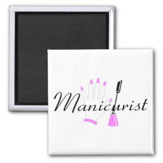 Manicurist Magnets