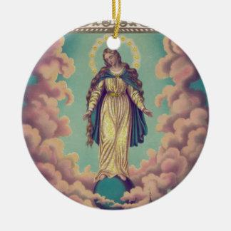 Manifestaciones milagrosas del Virgen María 1879 Ornamentos De Reyes