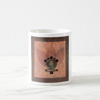 Manifestation - collage coffee mug
