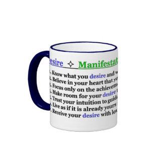 Manifesting Cup Mug