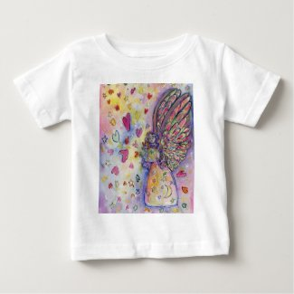 Manifesting Universe Angel Art Child T-Shirt
