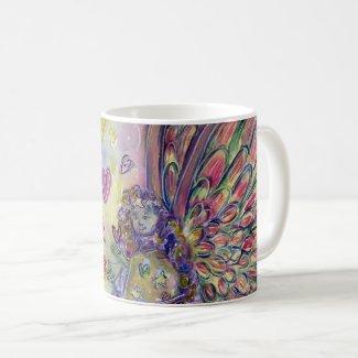 Manifesting Universe Angel Art Coffee Cup or Mug