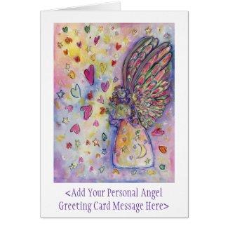 Manifesting Universe Angel Art Note Cards