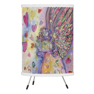 Manifesting Universe Guardian Angel Table Lamp