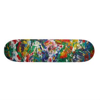 """""""Manik"""" skake board design by Viktor Tilson Skate Boards"""