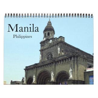 manila 2018 calendar