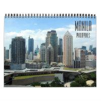 manila 2021 calendar