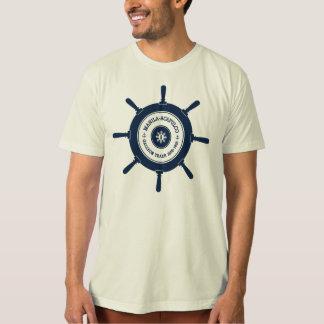 Manila-Acapulco Galleon Badge Bold Star Men's Gear T-Shirt
