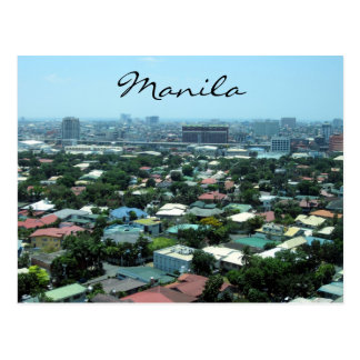 manila city post cards