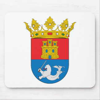 Manila Coat of Arms Mouse Pad