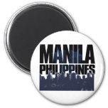 Manila FILIPINAS Imanes