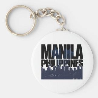 Manila FILIPINAS Llavero