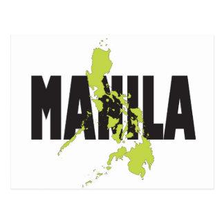Manila, Filipinas Postal
