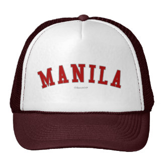 Manila Gorro