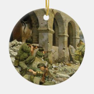Manila haría por Keith Rocco Ornamento Para Arbol De Navidad