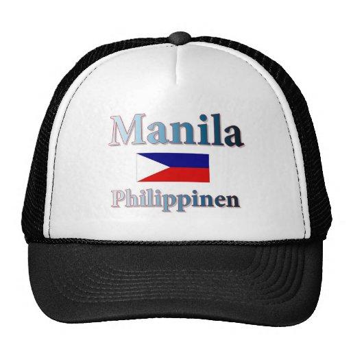 Manila Netzmützen