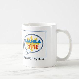 """Manila On My Mind"" Mug"