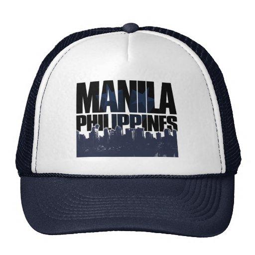 Manila PHILIPPINES Hat