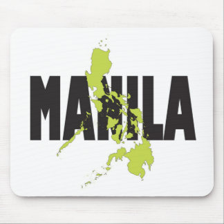 Manila, Philippines Mouse Pad