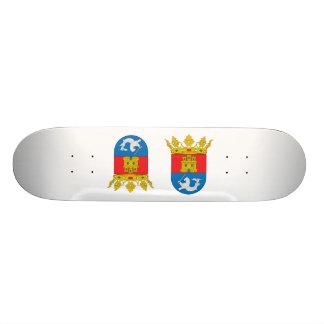 Manila, Philippines Skate Board