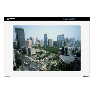 Manila Skyline Laptop Skins