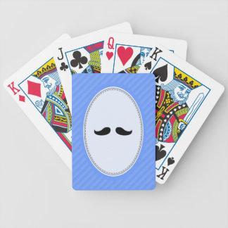 Manillar menudo barajas de cartas