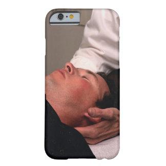 Manipulación de la quiropráctica funda de iPhone 6 barely there