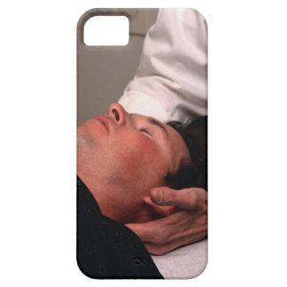 Manipulación de la quiropráctica iPhone 5 carcasas