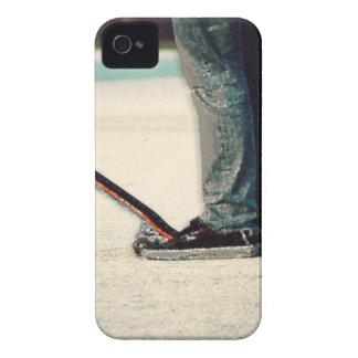 Manipulación del monopatín - Pixelated - iPhone Case-Mate iPhone 4 Cobertura