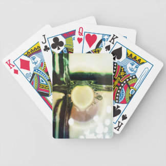Manipulated Fractal Bicycle Poker Cards