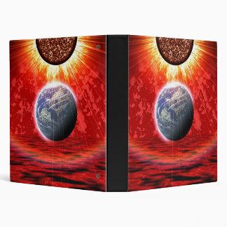Manipulated Worlds 3 Ring Binder