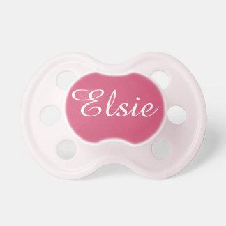 Maniquí de Elsie Chupetes Para Bebes