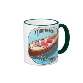 Manistee, Michigan Taza De Café