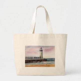 Manistee North Pierhead Light Bag