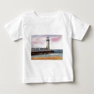 Manistee North Pierhead Light Infant Tshirt