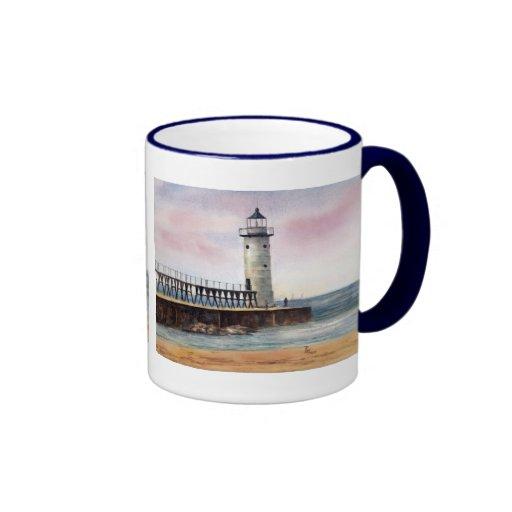 Manistee North Pierhead Light Mug