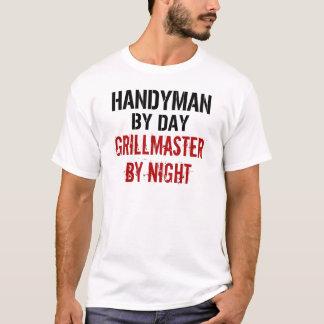 Manitas Grillmaster Playera