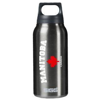 Manitoba Block Insulated Water Bottle