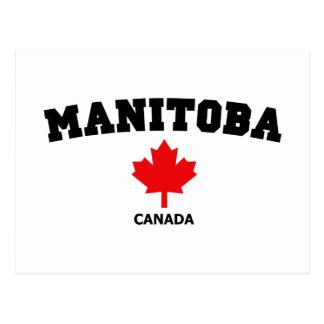 Manitoba Block Postcard