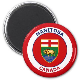 MANITOBA CANADA MAGNET