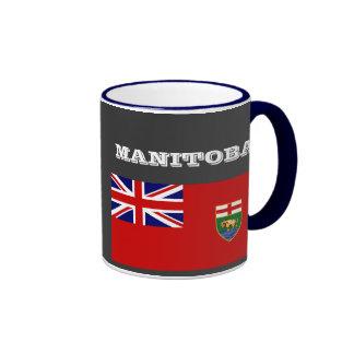 Manitoba Coffee Mug*    Tasse de Manitoba Ringer Coffee Mug