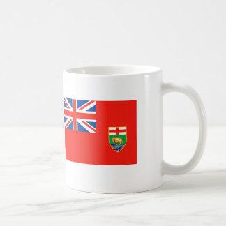 MANITOBA Flag Coffee Mug